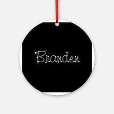 Branden Spark Ornament (Round)