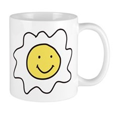 Sunnyside Up Egg Small Mug