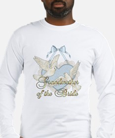 Wedding Doves - Grandmother of Bride Long Sleeve T