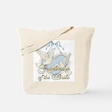 Wedding Doves - Grandmother of Bride Tote Bag
