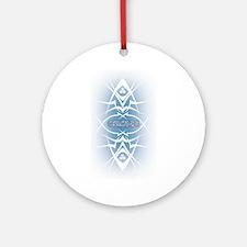 Tribal Surf Ornament (Round)