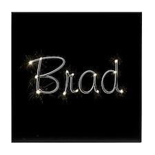 Brad Spark Tile Coaster