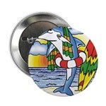 Dolphin Beach Button