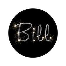 "Bill Spark 3.5"" Button"