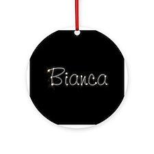 Bianca Spark Ornament (Round)
