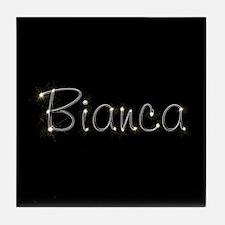 Bianca Spark Tile Coaster