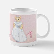 Bride and Groom Teddybears Mug