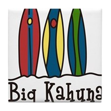 Big Kahuna Tile Coaster