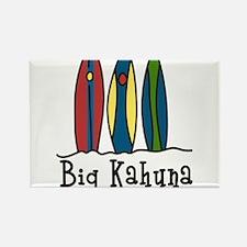 Big Kahuna Rectangle Magnet