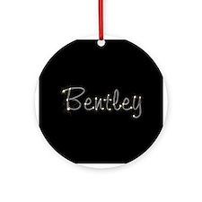 Bentley Spark Ornament (Round)