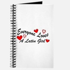 Loves a Latin Girl Journal
