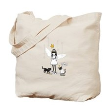 Angel Pageant Tote Bag