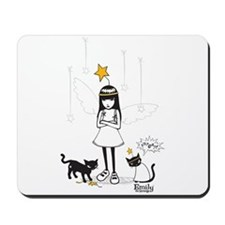 Angel Pageant Mousepad