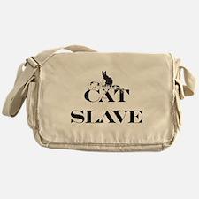 Cat Slave Messenger Bag