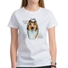 Rough Sable Collie Tee