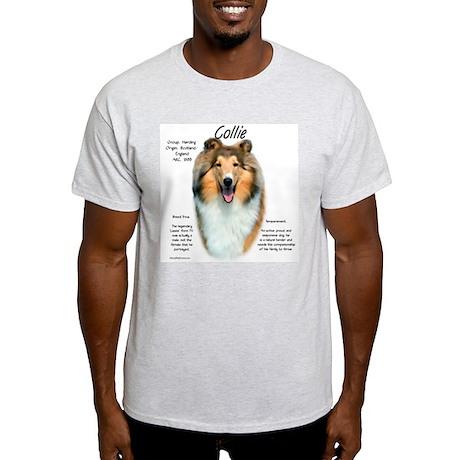 Rough Sable Collie Light T-Shirt