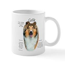 Rough Sable Collie Mug