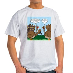 Turkey Peacock Disguise T-Shirt