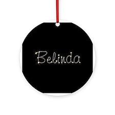 Belinda Spark Ornament (Round)