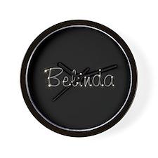 Belinda Spark Wall Clock