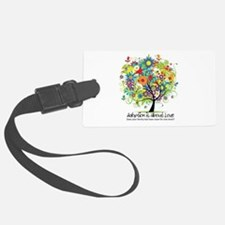 2-FAMILY TREE ONE MORE.png Luggage Tag