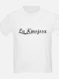La Hinojosa, Aged, T-Shirt