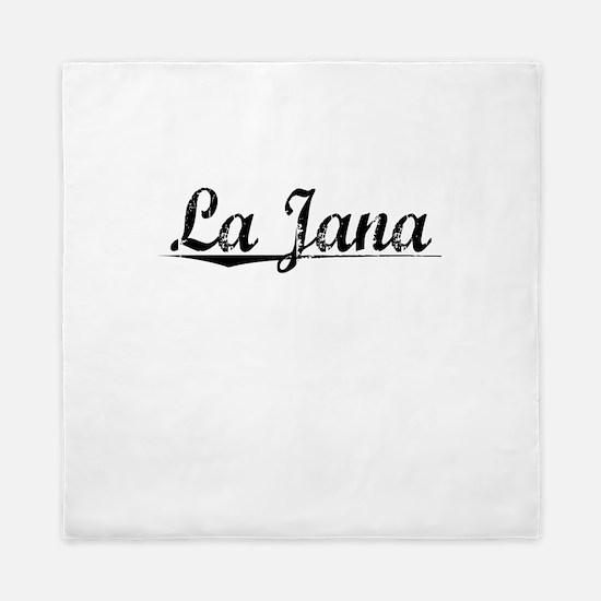 La Jana, Aged, Queen Duvet