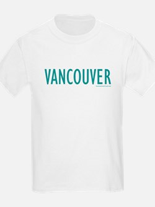 Vancouver - Kids T-Shirt