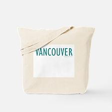 Vancouver - Tote Bag