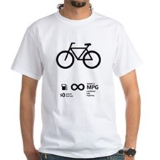 Bicycle Fuel Economy Shirt