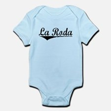 La Roda, Aged, Infant Bodysuit