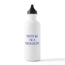 Trust Me I'm a Urologist Water Bottle