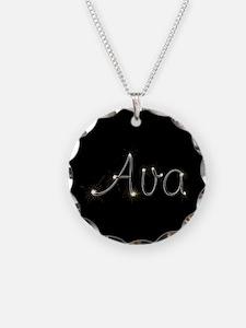 Ava Spark Necklace