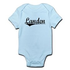 Landen, Aged, Infant Bodysuit