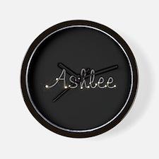 Ashlee Spark Wall Clock