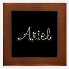 Ariel Spark Framed Tile