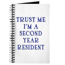 Trust Me I'm a Second Yr Resident Journal