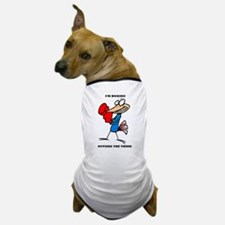 Outside The Think Dog T-Shirt
