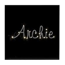 Archie Spark Tile Coaster
