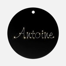 Antoine Spark Ornament (Round)