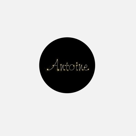 Antoine Spark Mini Button