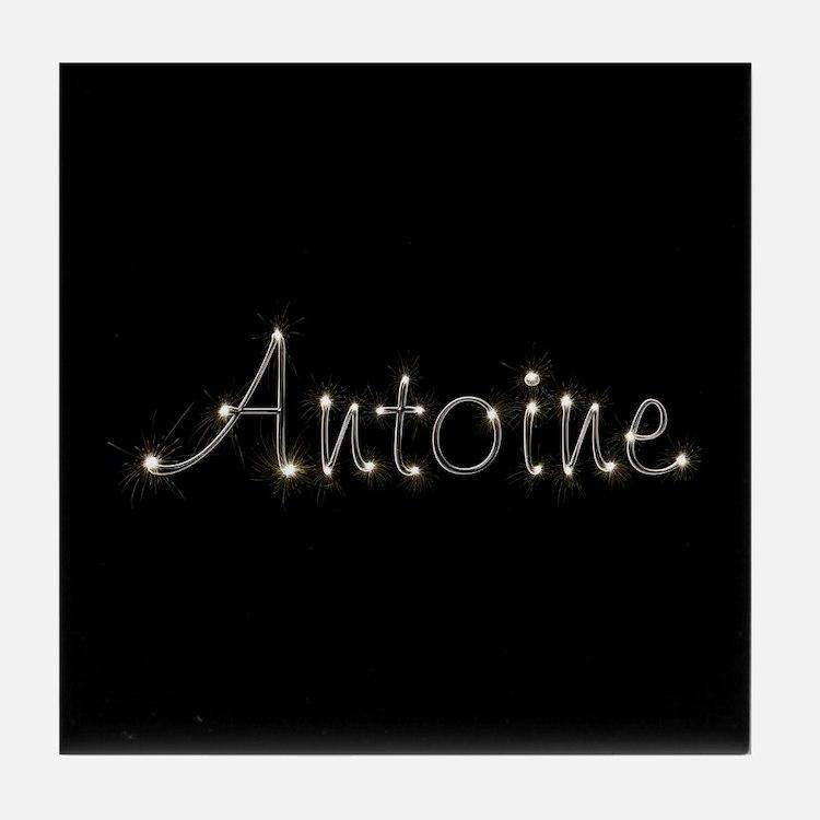 Antoine Spark Tile Coaster