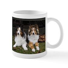 Barn Dogs Mug