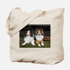 Barn Dogs Tote Bag