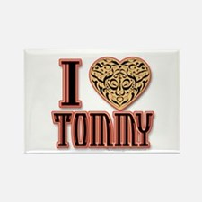 Tommy Rectangle Magnet