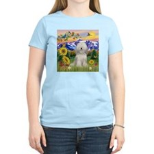 Tibetan Terrier #2 in Mt Coun T-Shirt