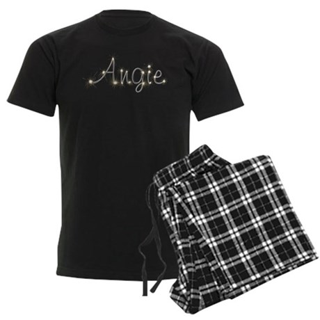 Angie Spark Men's Dark Pajamas
