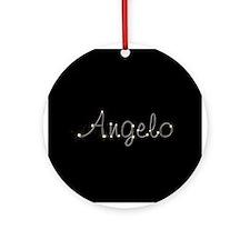 Angelo Spark Ornament (Round)