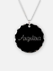 Angelina Spark Necklace