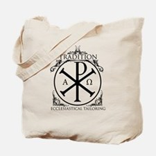 Cute Catholic mass Tote Bag